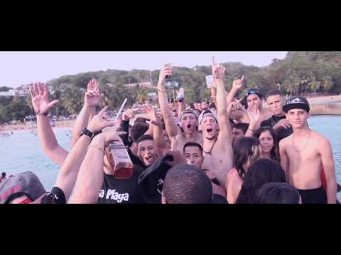 Pa La Playa (feat. Wiso G & Los Perchas) - Jowell (Offical Video) #JowellPreSeason