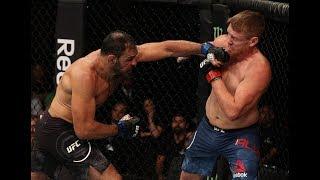 UFC SP: Nocaute de Rogério Minotouro em Sam Alvey