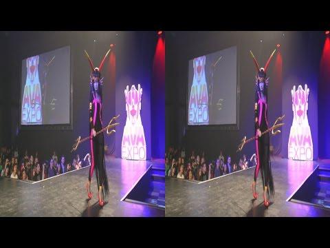(3D) Cosplay Condesce, Homestuck /HSBS 1080p/