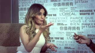 Cheryl Cole – Glamour Interview