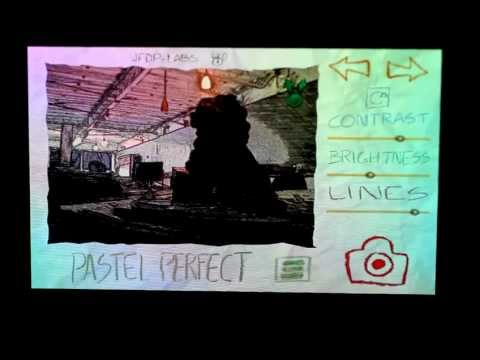 Paper Camera Demo