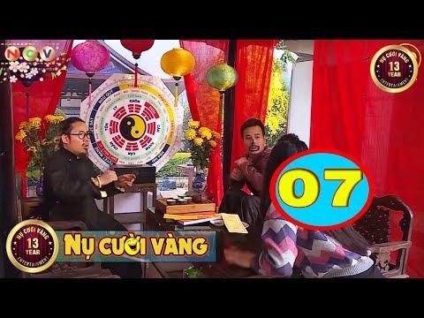 Hài Tết 2018   Cười Hở Mười Cái Răng - Tập 7 - Bói Nhảm   Phim Hài Tết Vượng Râu
