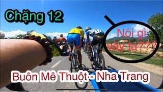 Chặng 12 cuộc đua xe đạp Cúp Truyền Hình Thành Phố Hồ Chí Minh 2020