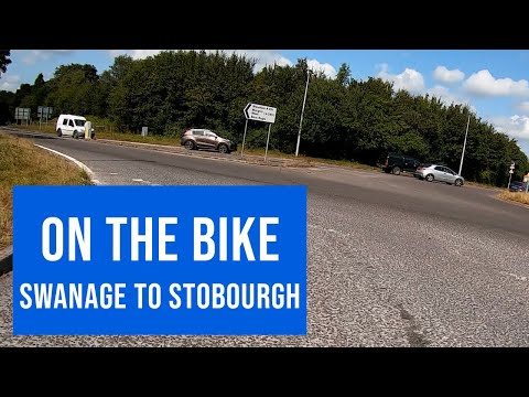 Click to view video Timewarp Ride from Swanage to Stobourgh via Corfe Castle and Church Knowle villages