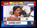 BJP MLA Shashikala Jolle takes oath as minister – NEWS9