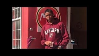 Richard Jenkins, Valedictorian - From Homeless To Harvard