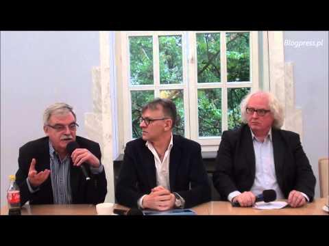 Przegląd Tygodnia w Klubie Ronina (M. Król, R. Makowski, M. Pawlicki 2.06.2014)