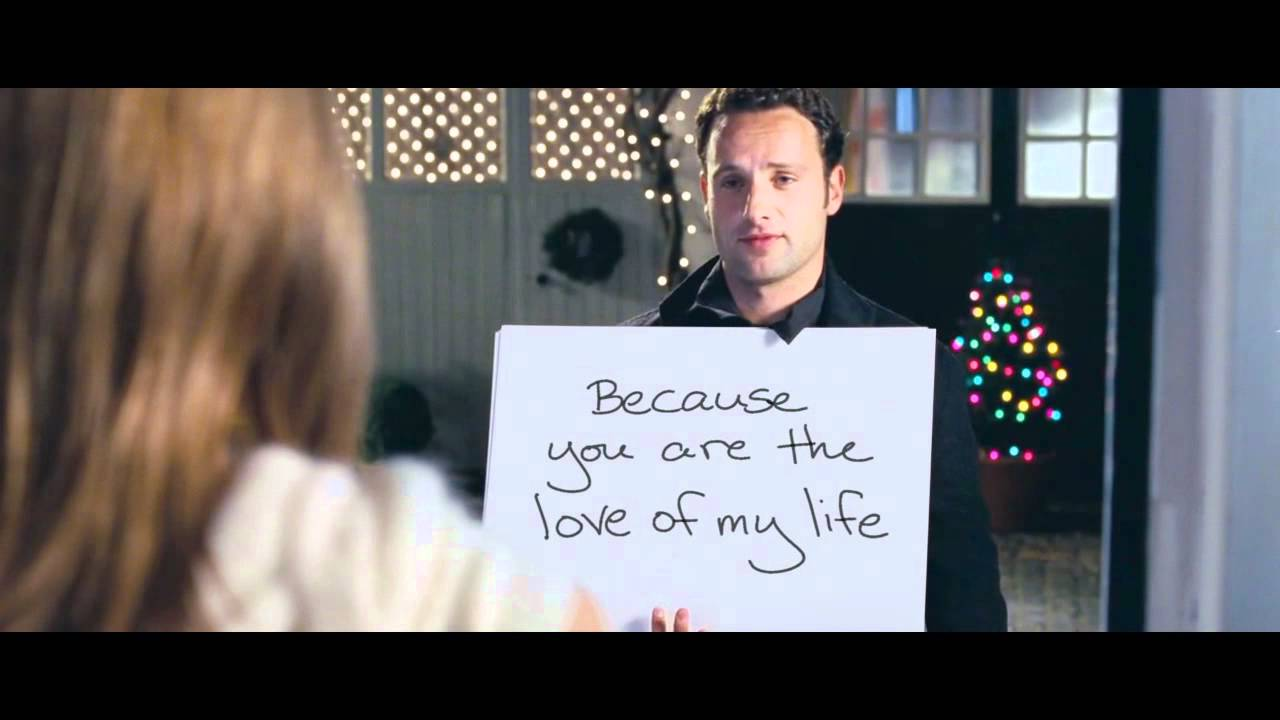 sean amp renee love actually proposal video youtube
