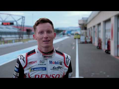 Mike Conway​ Talks 24 Hours of Le Mans
