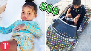 Stormi Webster's Toys Are Worth Millions