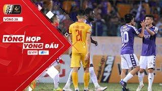 Tổng hợp vòng 20 V.League 2019: Hà Nội nới rộng khoảng cách điểm số với TP. Hồ Chí Minh | VPF Media