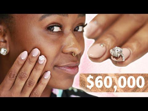 I Got A $60,000 Manicure