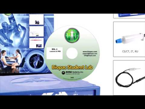 BSL Pharmacology & Toxicology Teaching System
