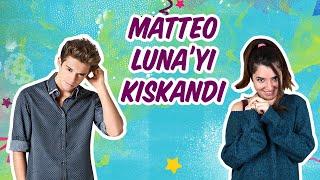 MATTEO LUNA'YI KISKANDI 🤗| Disney Channel'dan Sihirli Haberler✨ | Disney Channel TR