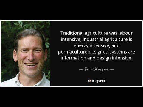 David Holmgren's 12 Permaculture Principles Explained by Jack Spirko