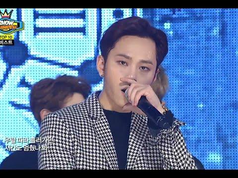 BEAST - 12:30, 비스트 - 12시 30분, Show Champion 20141029