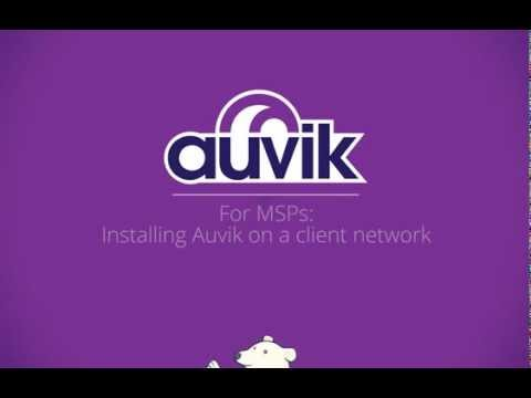 For MSPs: How to Add Auvik to a New Client Network