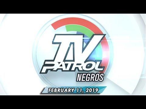 TV Patrol Negros - February 11, 2019