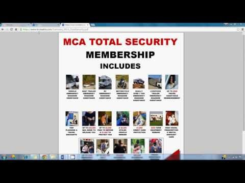 Mca training step 3 getting familiar with mca services