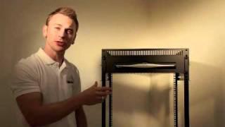 Sky + HD Rack Shelf & Custom Faceplate - YouTube