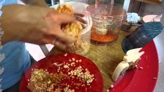 Tuhau (Traditional food)