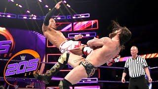 Akira Tozawa vs. Steve Irby: WWE 205 Live, June 12, 2018