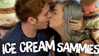 Sloppy Ice Cream Kisses w/ SHANE DAWSON (Cheat Day)