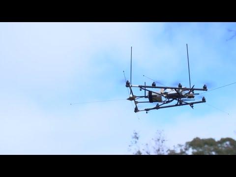 Il drone che localizza le specie in estinzione nelle riserve australiane