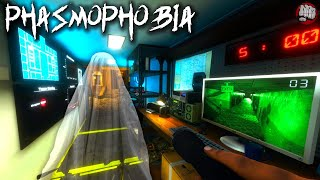 Get Out Now! | Phasmophobia Gameplay