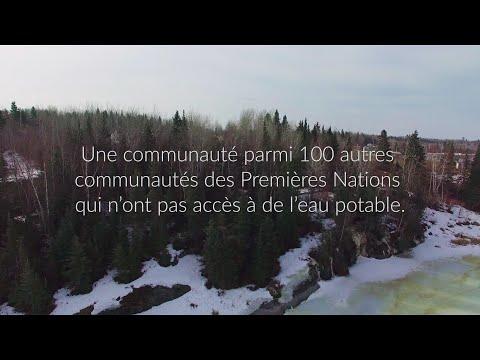 Vidéo : Agissez pour Grassy Narrows et pour de l'eau potable pour toutes les Premières Nations