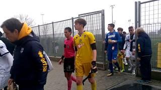Under 16 5^ Rit. Parma-Sassuolo 1-3 (finale) - Rientro negli spogliatoi