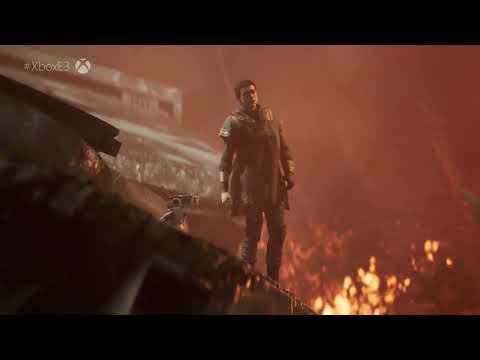 Trailer - Star Wars Jedi Fallen Order: Lançamento 15 de novembro - E3 2019 #XboxE3