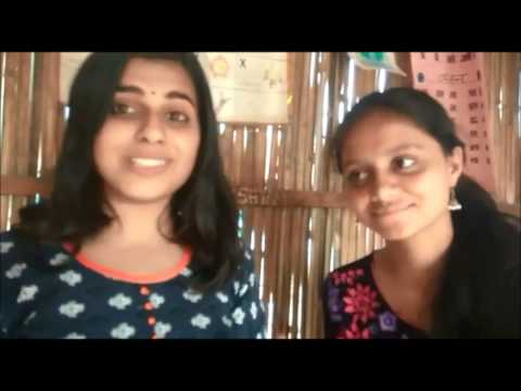 Volunteers Review - Alice & Vidhi Gandi
