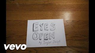 Taylor Swift - Eyes Open (Lyric Version)