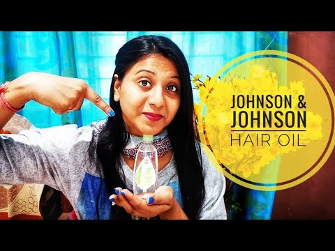 video Johnson's baby Hair Oil Review<span class=