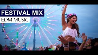 FESTIVAL MIX - EDM & Electro House Party Music 2017
