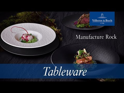 Collection Manufacture – elegant design for perfect dining | Villeroy & Boch