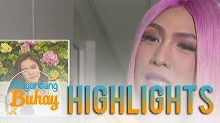 Magandang Buhay: Jackque Gonzaga aka Ate Girl and Vice Ganda's message to each other