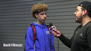 LaMelo Ball Clowns Teammates After He Gets Revenge on Etiwanda