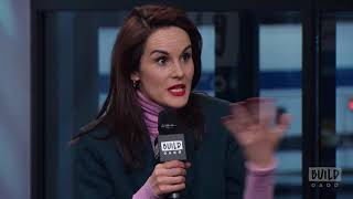 """Michelle Dockery Says """"Godless"""" Is Netflix's New Savorable Show"""