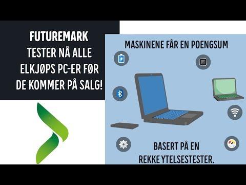 Elkjøp og Futuremark gjør det enklere å finne drømme-PC-en