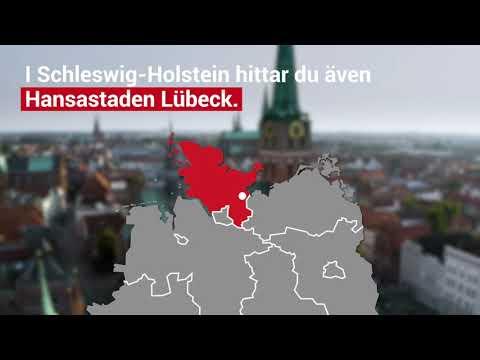Besök norra Tyskland: Lübeck och Schleswig-Holstein