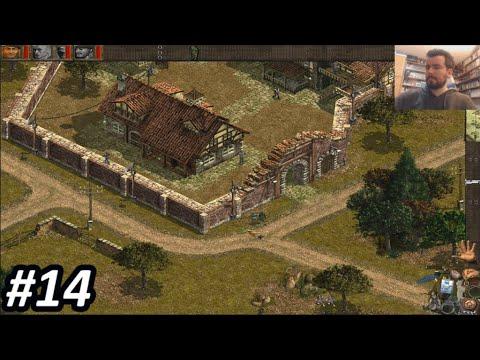 COMMANDOS: BEYOND THE CALL OF DUTY (PC) - Episodio 14    Gameplay en Español