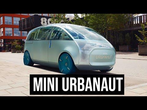 MINI VISION URBANAUT | The Car Of The Future?