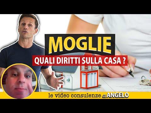 DIRITTI della MOGLIE sull'IMMOBILE acquistato prima del matrimonio | Avv. Angelo Greco