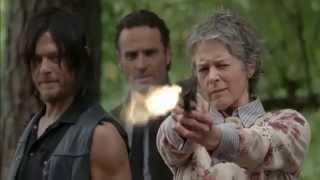 The Walking Dead: 5 stagioni in 5 minuti
