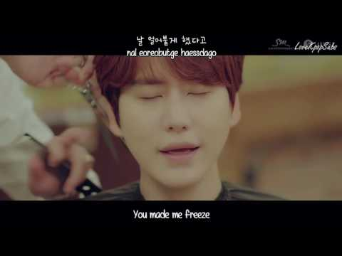 Kyuhyun - Blah Blah MV [English subs + Romanization + Hangul] HD