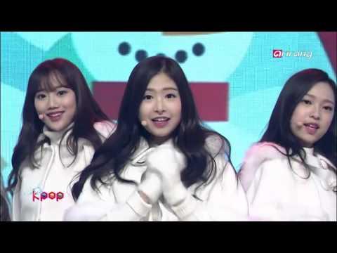 Simply K-Pop _ April(에이프릴) _ Snow Man _ Ep.195 _ 122515