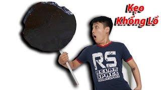 NTN - Thử Ăn Kẹo Mút Khổng Lồ 5KG (Eating 5kgs giant lollipop)