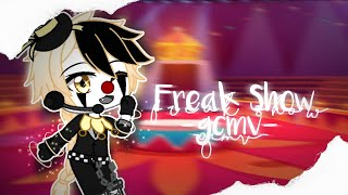 🖤 Gacha Club || Freak - GCMV || +News Oc's 🖤